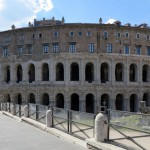 Forum Boarium, Theatre of Marcellus and Porticus Octaviae