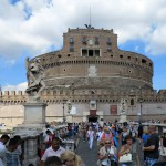 Castel Sant'Angelo views