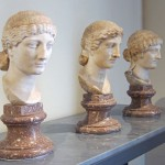 Museo Napoli busts 1
