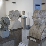 Museo Napoli busts 2