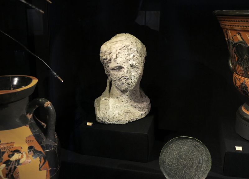 Syracuse museo archeologico paolo orsi classical antiquity for Logic immo nimes location
